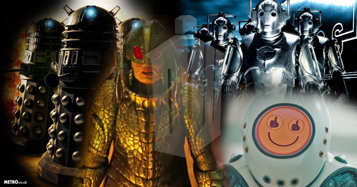 Doctor Who: Steven Moffat reveals the 9 monsters we can expect to see in series 10