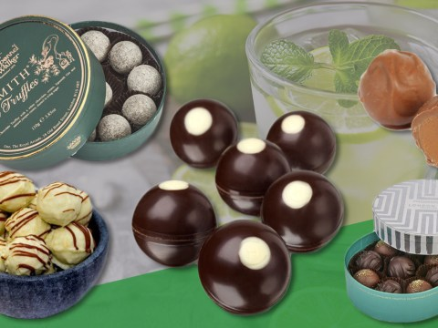 Missed out on G&T Easter Eggs? Here are some gin infused chocolate truffles you can try instead