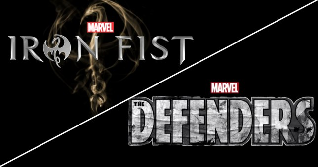 iron fist and defenders