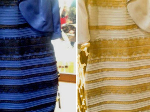 Has the blue or white dress debate finally been solved?