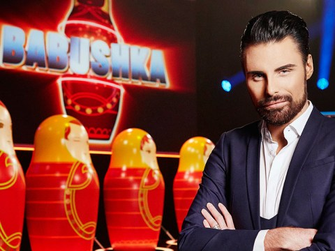What is Babushka and when does it start? Rylan Clark-Neal's new gameshow