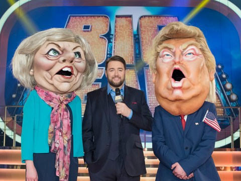What is Bigheads? Here's all you need to know about Jason Manford's wacky new game show
