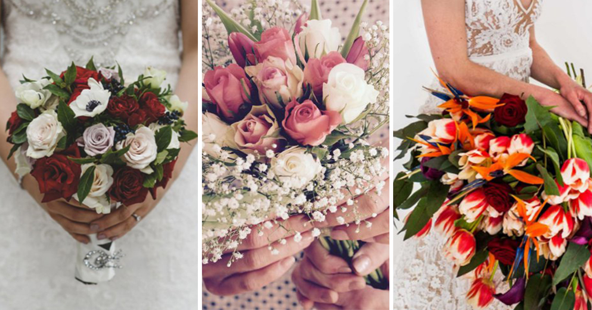 Can you tell the difference between a Lidl bouquet and a £300 wedding bouquet?