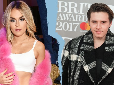 Tallia Storm hits out at 'first love' Brooklyn Beckham who 'messed her about'
