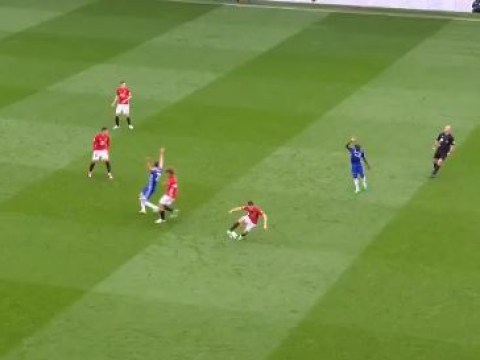 Ander Herrera handball should have ruled out Marcus Rashford goal during Man Utd v Chelsea