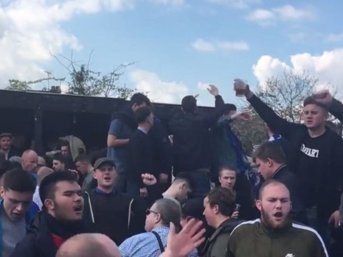 Chelsea fans filmed singing 'I've got a foreskin, haven't you?'