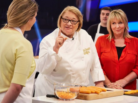 If you thought Gordon Ramsay was tough on Culinary Genius – Rosemary Shrager might just be worse
