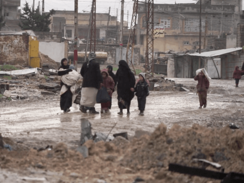 Living in terror: The Mosul families who lived in fear as ISIS occupied their city