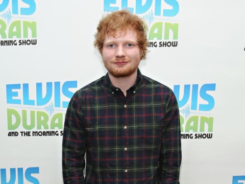 Ed Sheeran wants ginger people to have 'one big gang bang' in Brussels