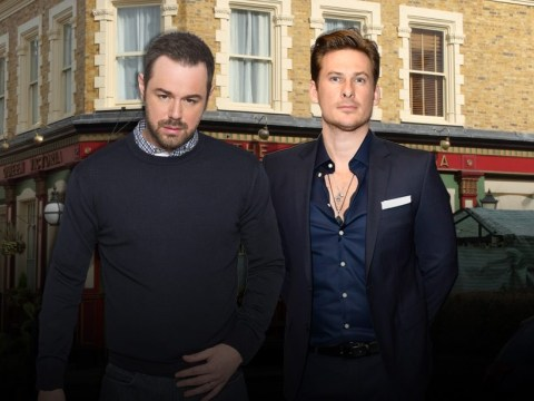 EastEnders spoilers: 'Huge bust up' for Danny Dyer and Lee Ryan's characters as Mick Carter and Woody Woodward fight