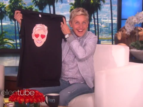 Ellen DeGeneres used 4/20 to sell her merch because she's a genius