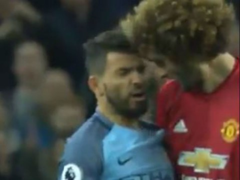 Manchester United fans beg Jose Mourinho to sell Marouane Fellaini after 'idiotic' red card against Manchester City