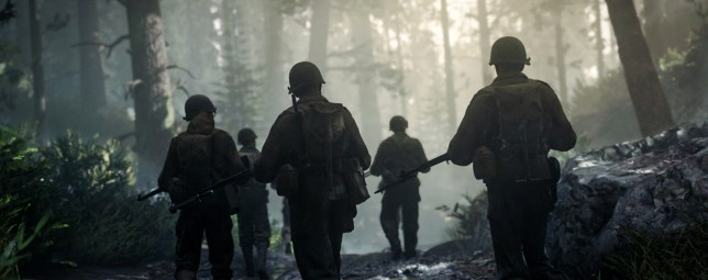Call Of Duty: WWII - COD goes back to its roots