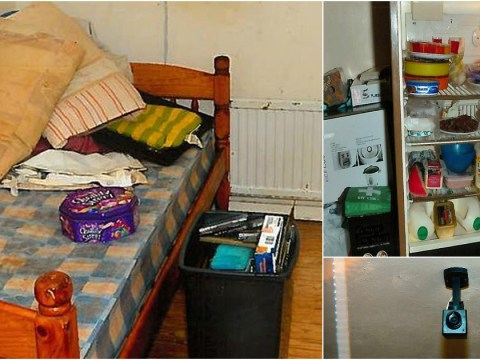 Inside rancid flat where couple kept disabled woman trapped and fed her on Quality Streets