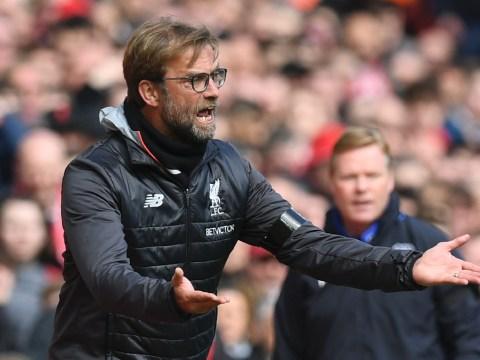 Ronald Koeman slams Jurgen Klopp after Liverpool's win over Everton