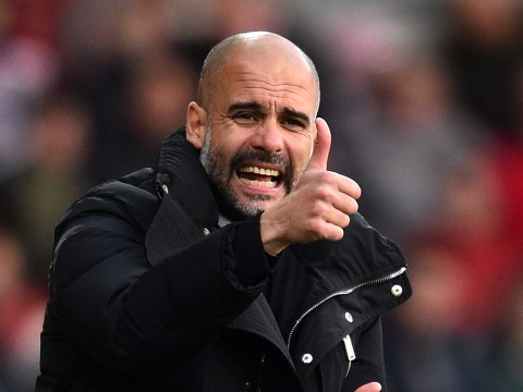 Pep Guardiola claims Michael Carrick is on the same level as Sergio Busquets