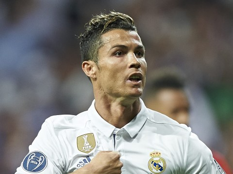 Cristiano Ronaldo tells Real Madrid fans to stop whistling him after his hat-trick sinks Bayern Munich