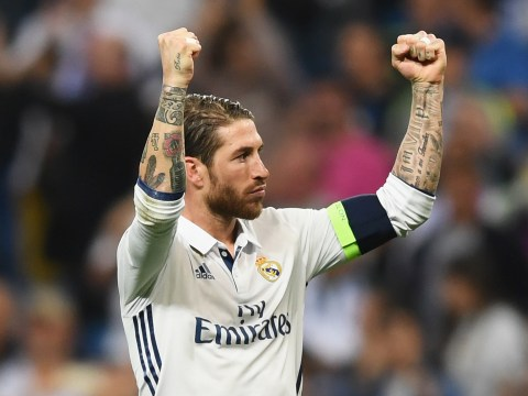 Sergio Ramos fires back at Gerard Pique over cryptic Real Madrid tweet