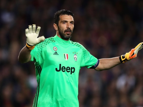 Gianluigi Buffon wants Juventus to avoid Atletico Madrid in Champions League semi-final draw
