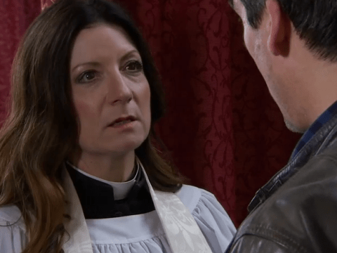 Emmerdale spoilers: Will Cain Dingle's secret love be exposed as Harriet fights for life tonight?