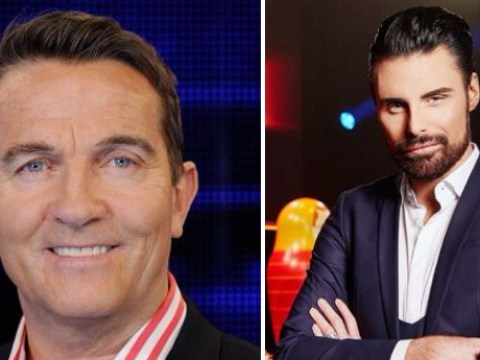 The Chase is about to be replaced – for a month at least – by Rylan Clark-Neal's new game show