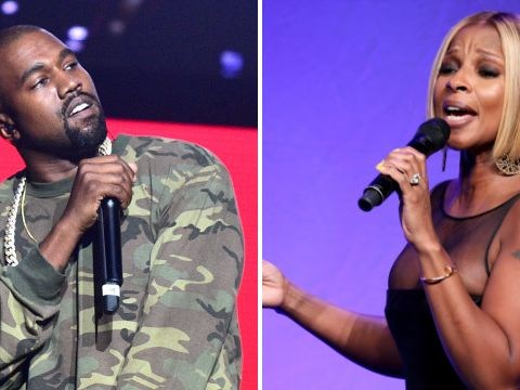 Kanye West and Mary J Blige debut new collaboration Love Yourself