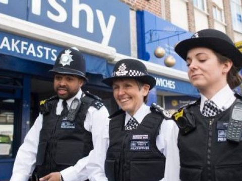 Britain's new top police chief reveals she's in same-sex relationship