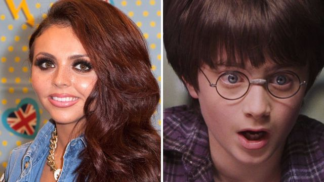 Little Mix's Jesy Nelson reveals she was secretly in Harry Potter all this time