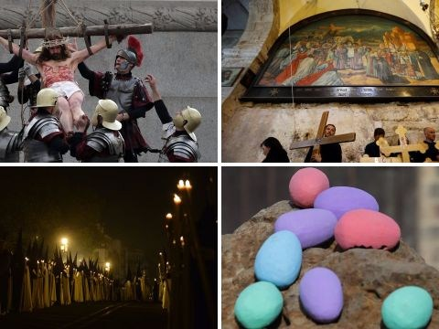 Easter images 2017: How Easter is being celebrated around the world