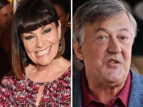 Stephen Fry 'apologises' for upcoming General Election as celebs react to the news