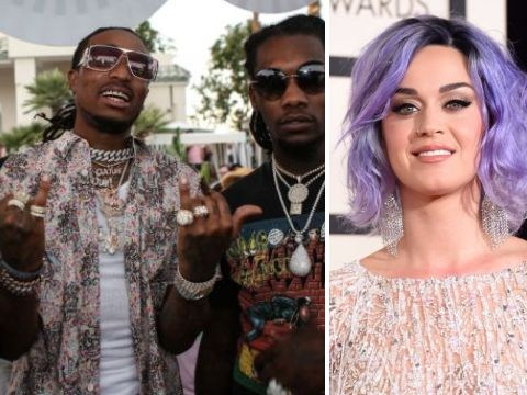 'Your career is over!' Katy Perry fans blast singer for Migos collab in Bon Appetit after 'homophobic' remarks