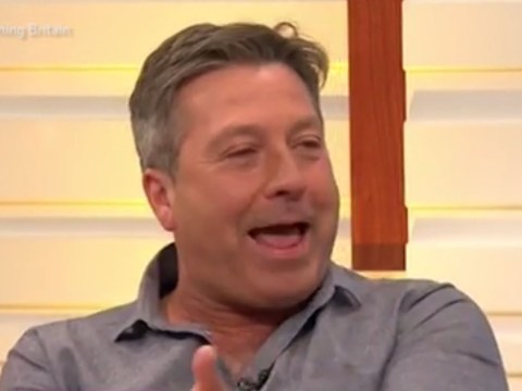 John Torode makes sly dig at pal Gregg Wallace's many marriages and Piers Morgan totally misses it