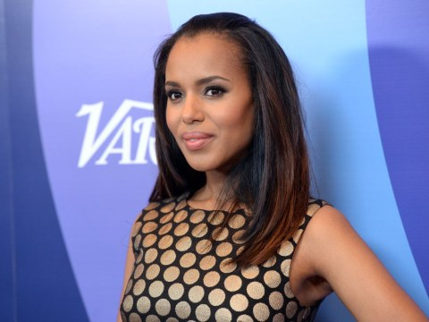 Kerry Washington is relieved Scandal is 'more willing to deal with race'