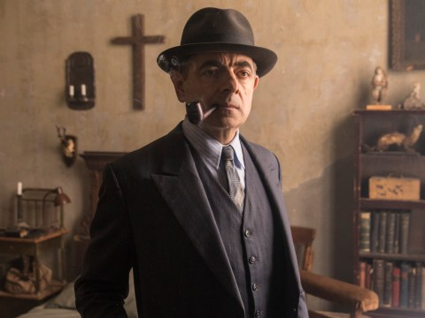 Rowan Atkinson definitely isn't Mr Bean any more as viewers praise his 'superb' Maigret performance
