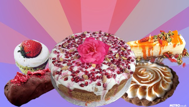 London's best vegan cakes