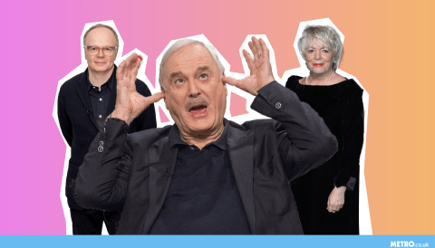 John Cleese says his new BBC comedy is the best script he's been sent 'in the last 100 years'
