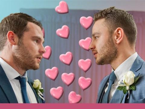 Emmerdale star Adam Thomas calls for Adam Barton and Aaron Dingle relationship