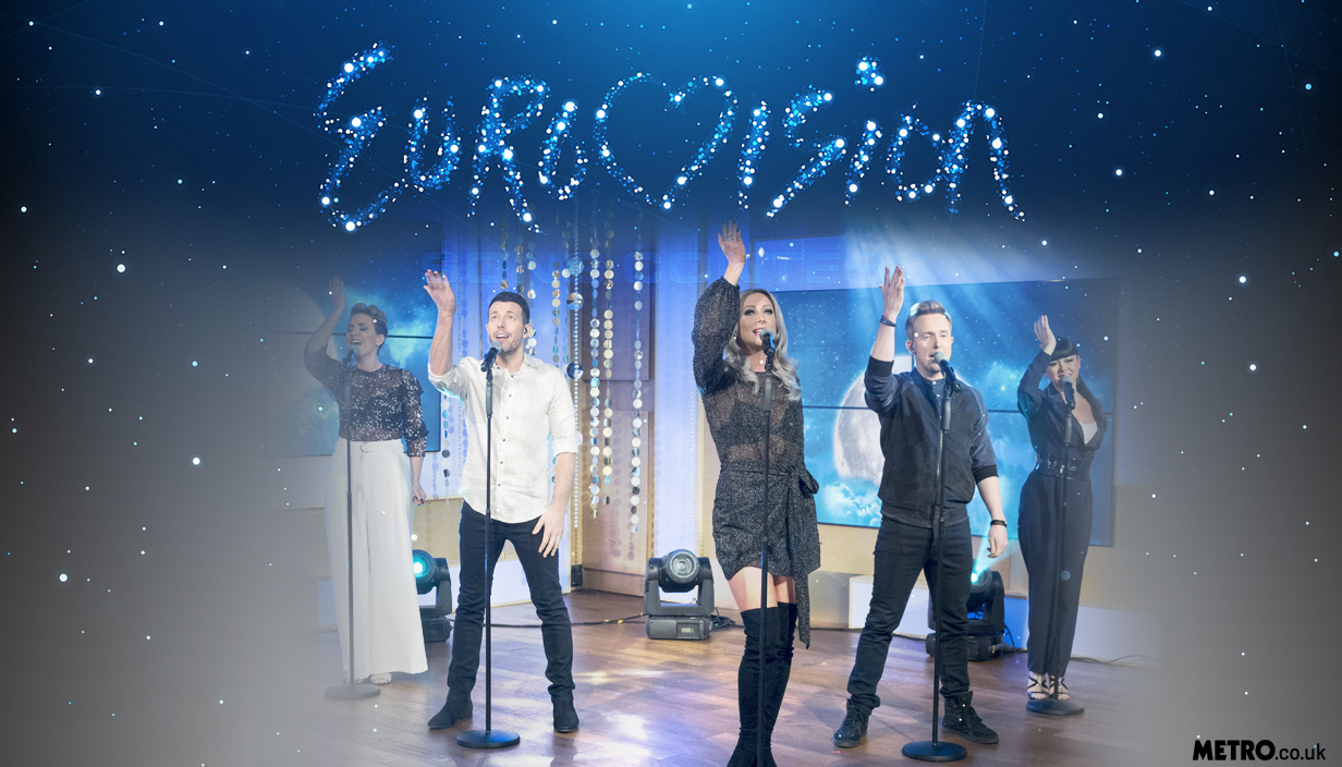 Steps for Eurovision? It actually looks likely
