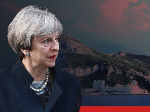 Theresa May 'would go to war' to defend Gibraltar
