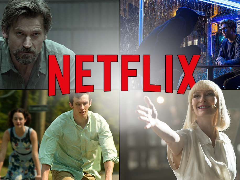 12 new Netflix original films to look out for in 2017 including Win It All, Sand Castle and Rodney King