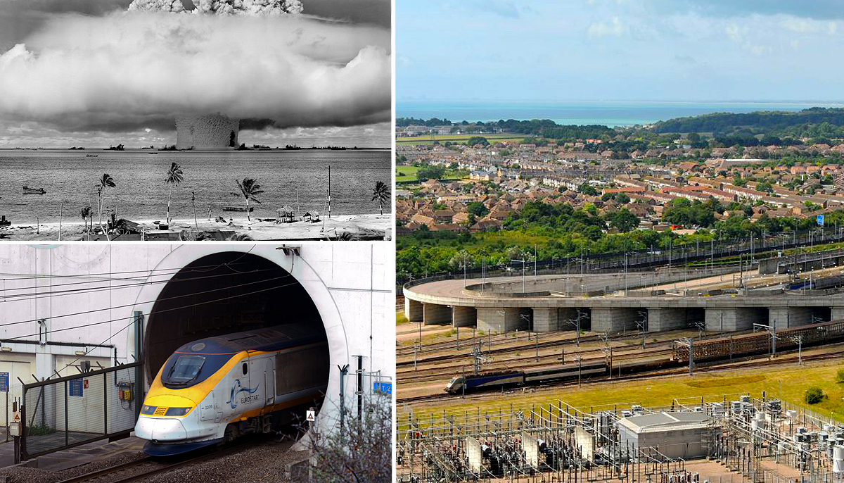 MoD could nuke Channel Tunnel if Brexit goes horribly wrong