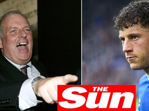 Columnist Kelvin Mackenzie suspended from The Sun after Ross Barkley 'racial slur'