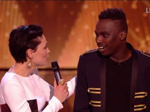 Mo Adeniran crowned winner of The Voice UK 2017