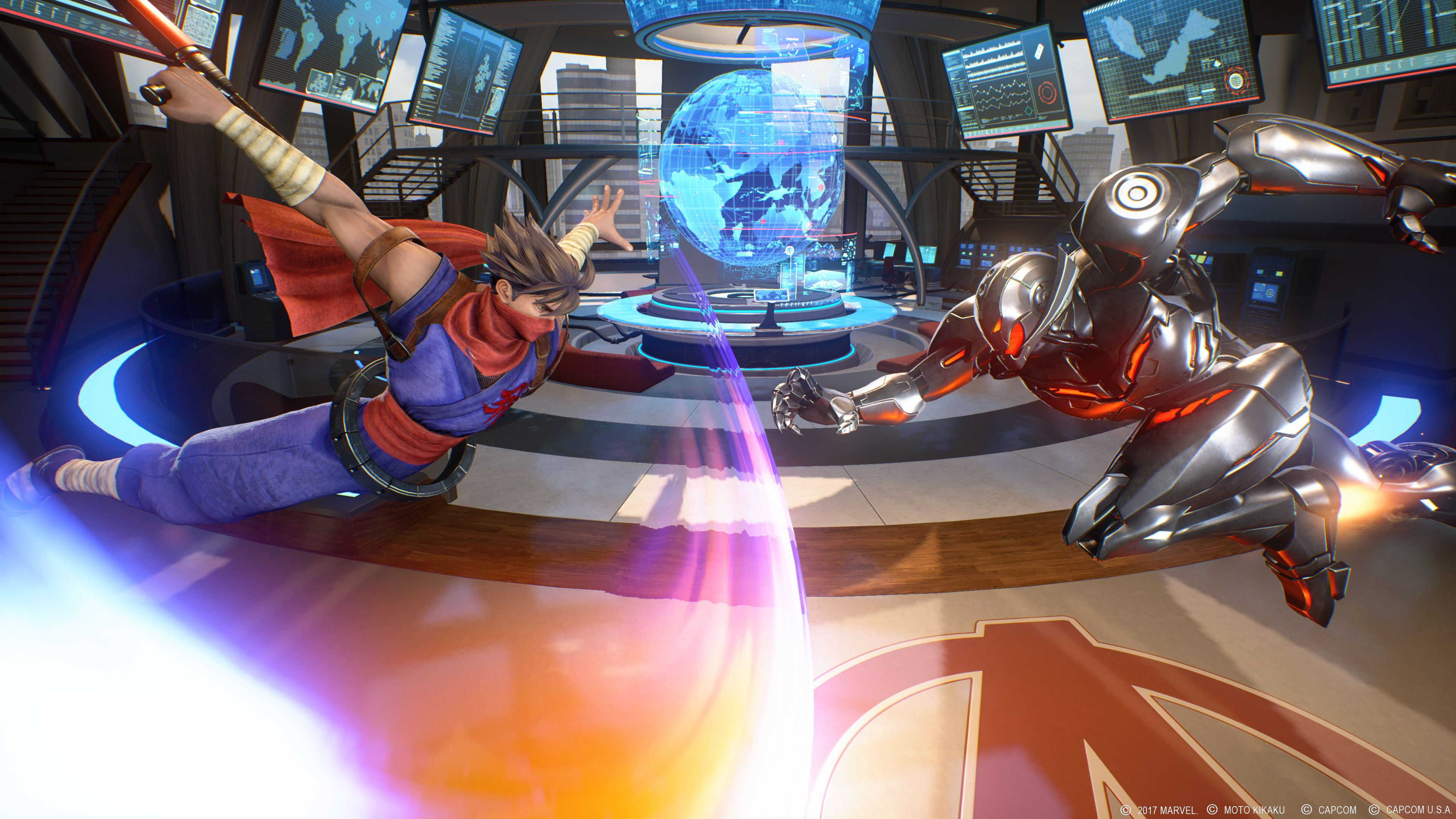 Marvel Vs. Capcom: Infinite hands-on first play and interview – 'It won't be disappointing!'