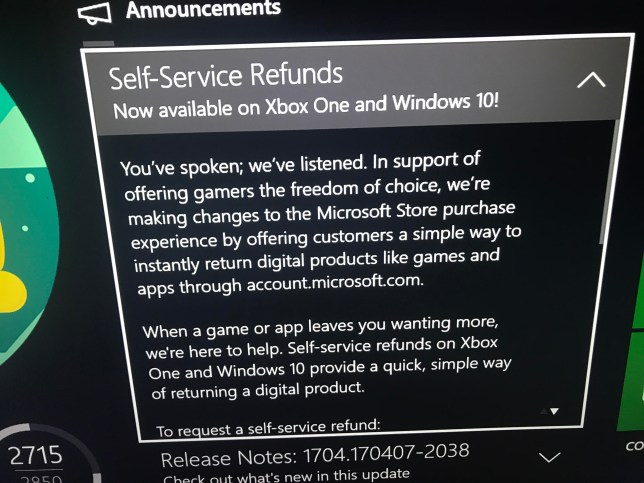 Microsoft earns some Brownie points