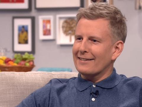 'I got my money where I got my honey': Patrick Kielty tells Lorraine he broke the rules by dating Cat Deeley