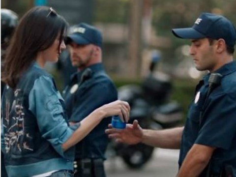 Kendall Jenner's Pepsi advert slated for 'trivialising Black Lives Matter protest movement'