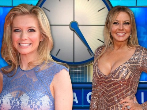 'It's a conundrum': Countdown's Rachel Riley reveals she's never met Carol Vorderman