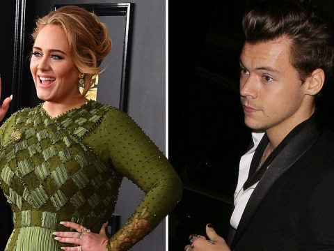 Sagely Adele wins at 21st birthday pressie ideas after gifting Harry Styles her album 21