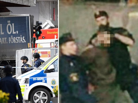 Arrests at scene of Stockholm terror attack not believed to be connected